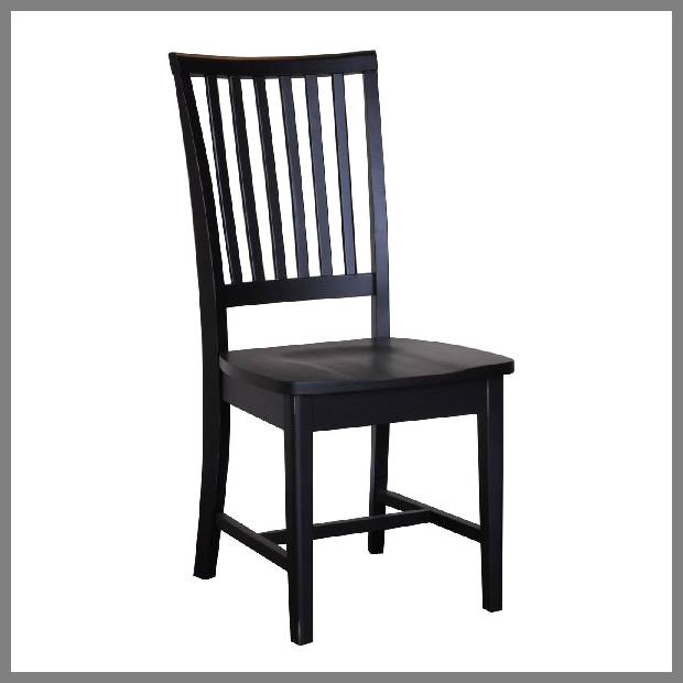 mission dining chairs image