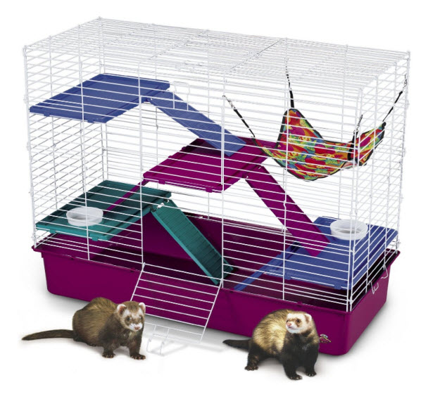 Multi level ferret cage Pet Ferret Cage