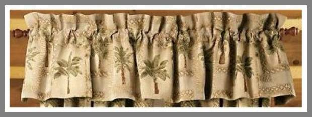 Hawaiian valances image