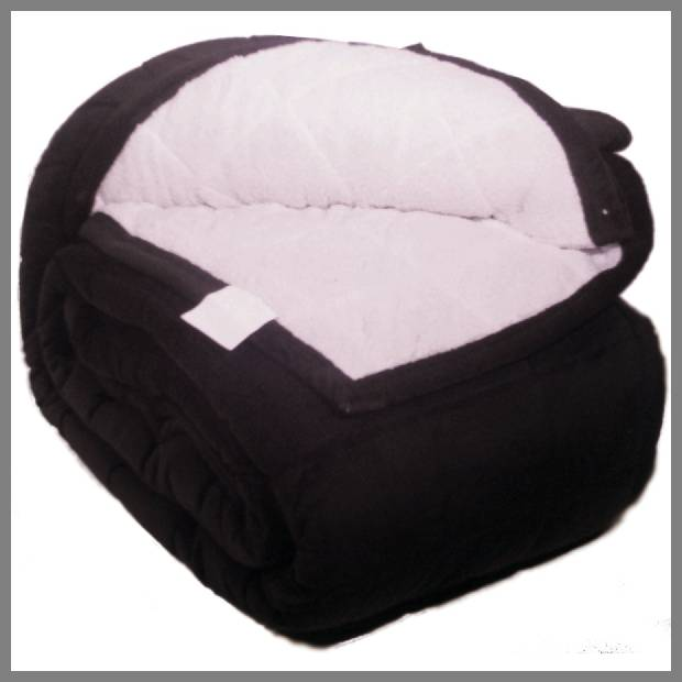Heavy throw blanket