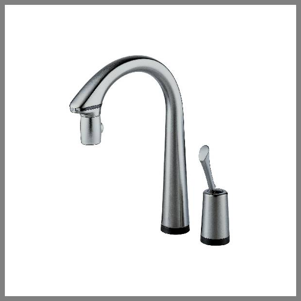 Motion sensor kitchen faucet image
