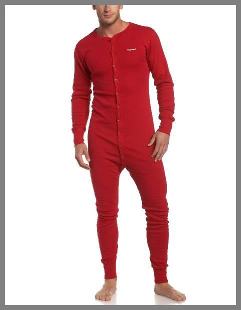 Red long underwear image