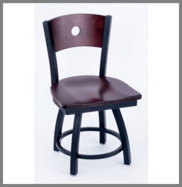 Swivel dining room chairs image