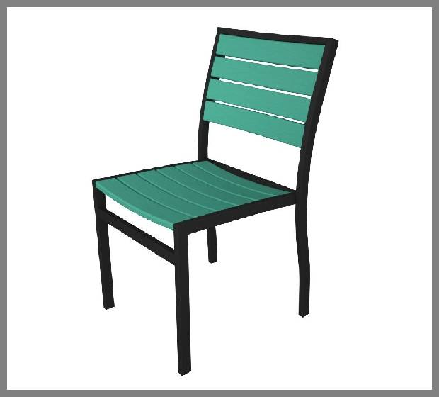 turquoise dining chairs image