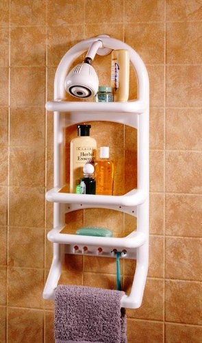 Plastic shower caddy – WhereIBuyIt.com