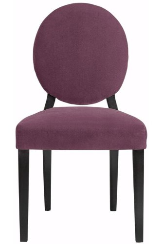 Purple dining chairs example pictured hammond side chair by home