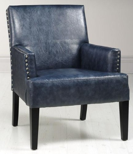 Similiar Navy Blue Leather Chairs Keywords – Navy Blue Leather Chairs