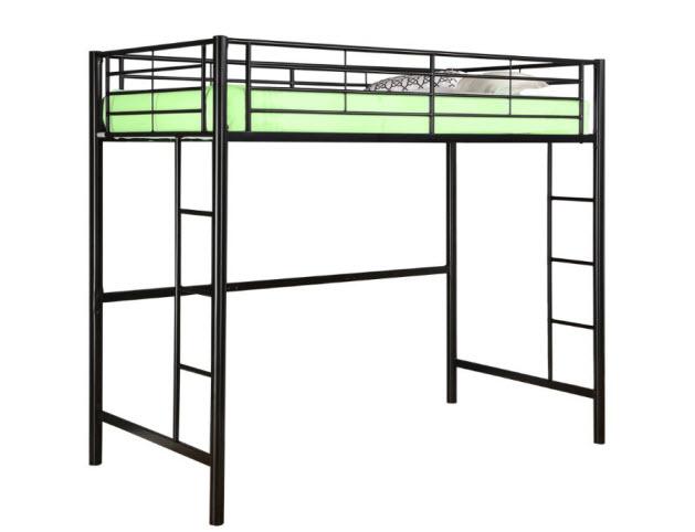 Full Loft Bed Frame 629 x 482