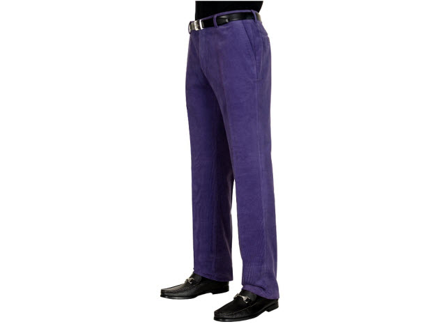 Purple pants for men pictured: Polo Ralph Lauren Mens Purple Corduroy ...