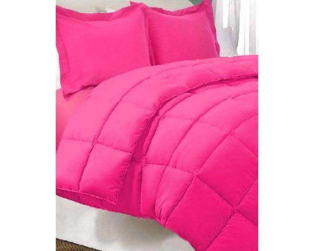Girls pink bedding sets – WhereIBuyIt.com : hot pink quilt twin - Adamdwight.com