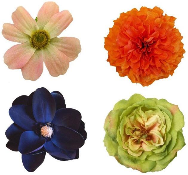 artificial flower pin whereibuyit