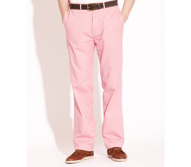 Men's Pink Dress Pants. These pink dress pants for men are a softer color than our hot pink selections. Their tone is ideal for spring and summer events that range from casual to formal.
