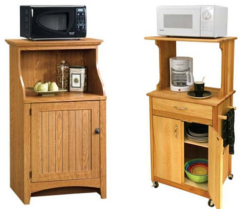 Superior Microwave Hutch
