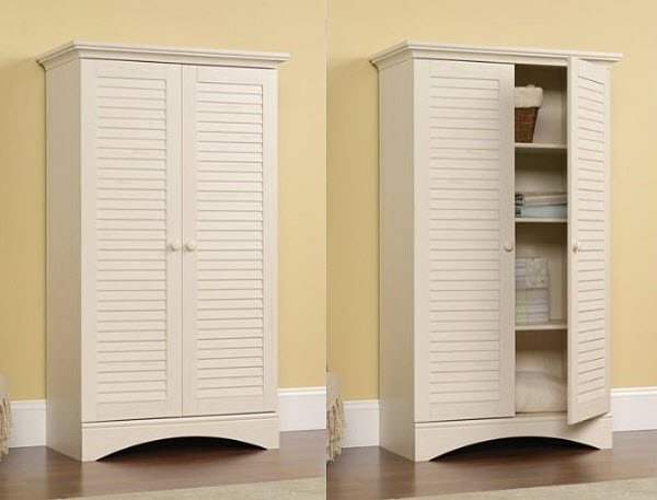 bedroom storage cabinet pictured antique white bathroom laundry