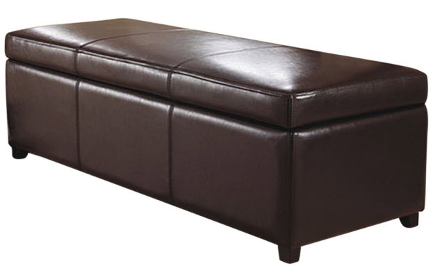 Genial Large Ottoman With Storage