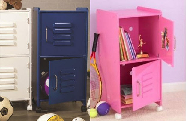 Locker nightstand