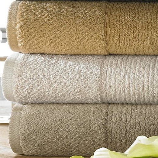 Charming Organic Cotton Bath Towels