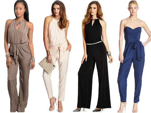 Dressy jumpsuits for women - b