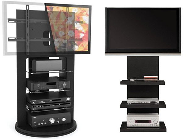 Tv stand small space arlene designs - Tv stands small spaces ideas ...