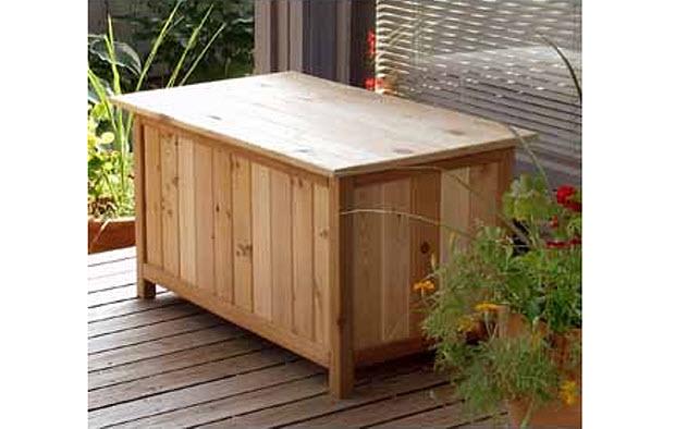 Wooden garden storage box  sc 1 st  WhereIBuyIt.com & Wooden garden storage box u2013 WhereIBuyIt.com