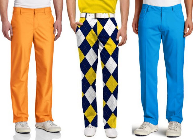 Colored golf pants – WhereIBuyIt.com