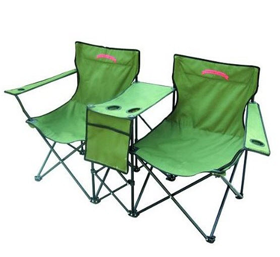 Charmant Double Camping Chair