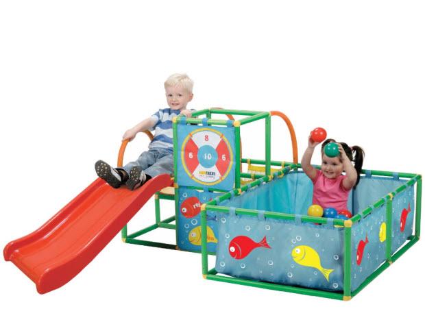 Toddler indoor jungle gym for Baby jungle gym indoor