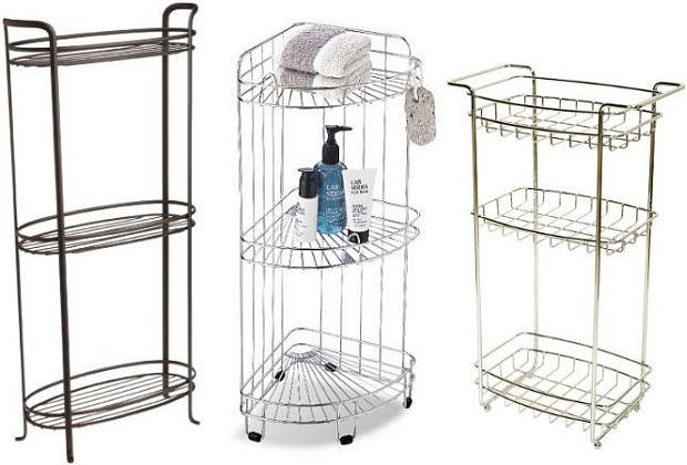 Freestanding Shower Caddy