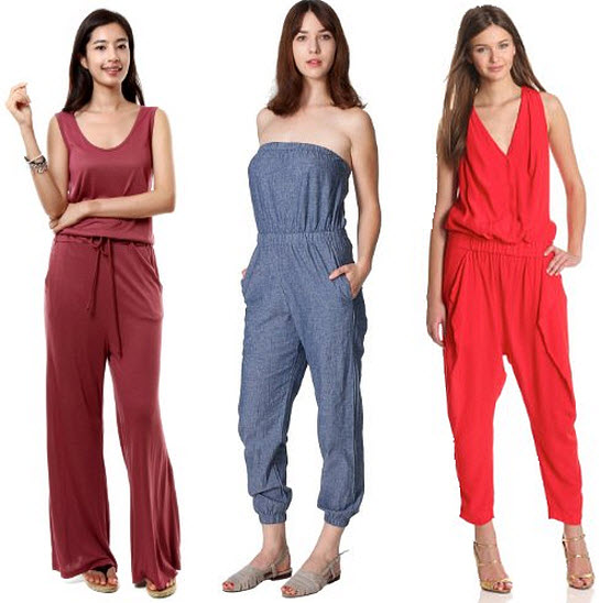 One Piece Womens Jumpsuit