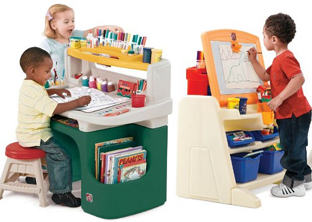 Toddler Art Desk Awesome Ideas