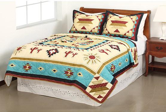 Native American comforter
