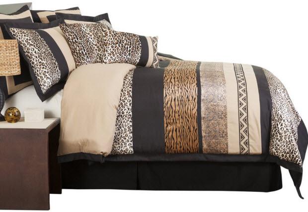 Safari comforter