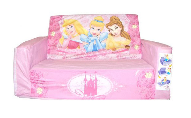 Princess sofa bed