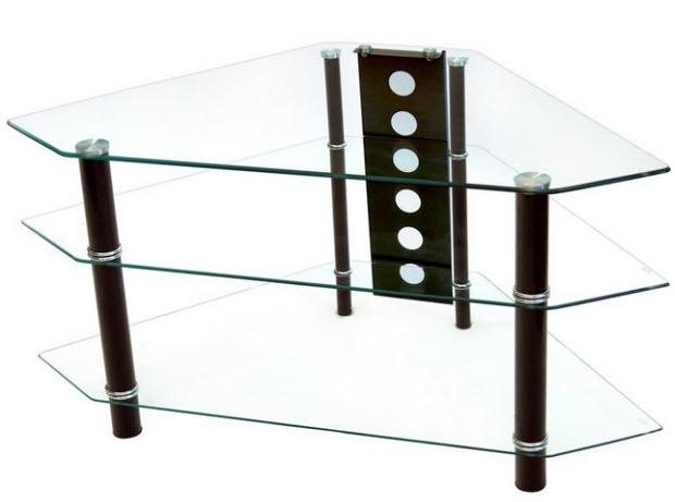 Corner component stand