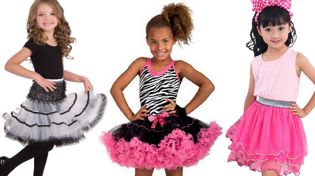 Tutu skirts for girls