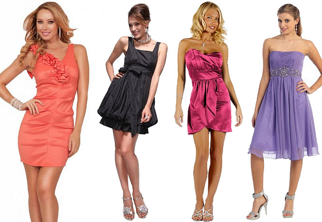 Designer party dresses for women