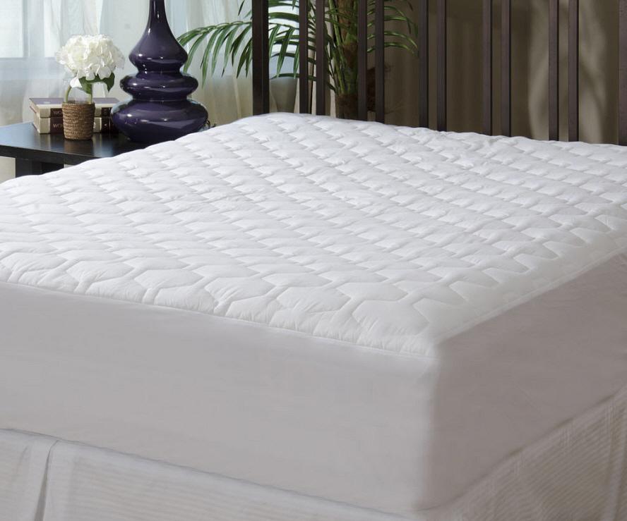 Deep pocket mattress cover