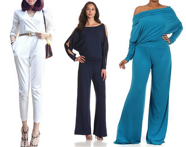 Womens long sleeve jumpsuits