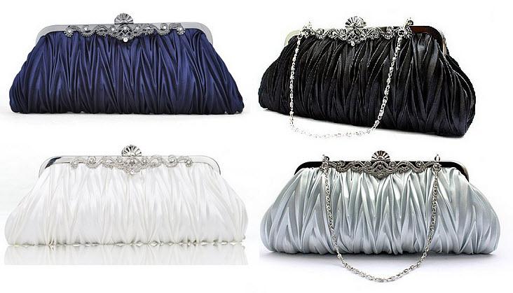 Dressy clutch purses
