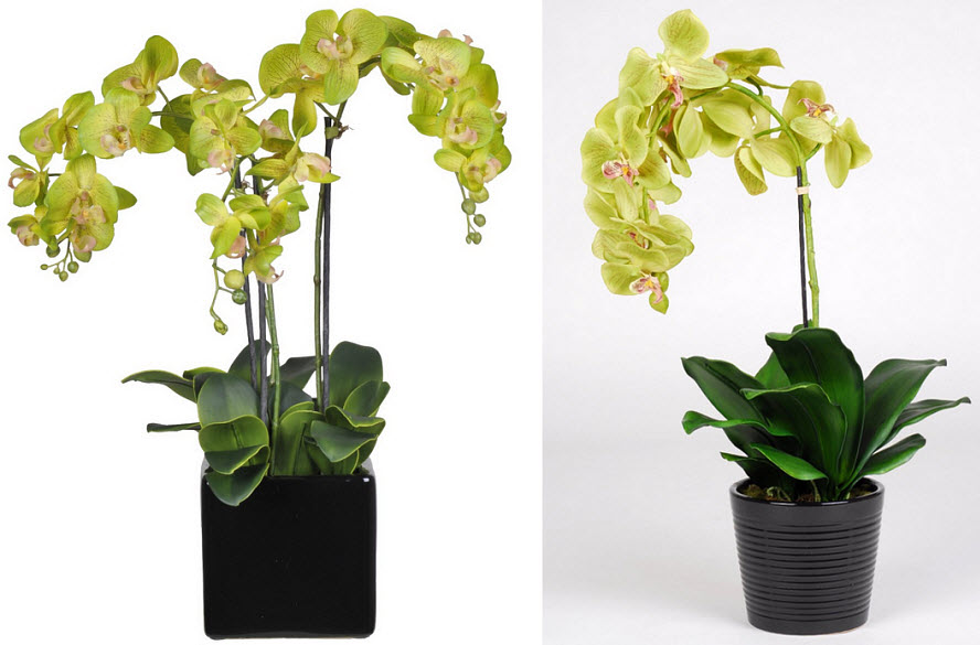 Lime green artificial flowers whereibuyit lime green artificial flowers mightylinksfo Images