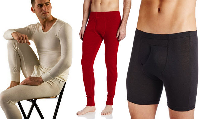 mens merino wool underwear