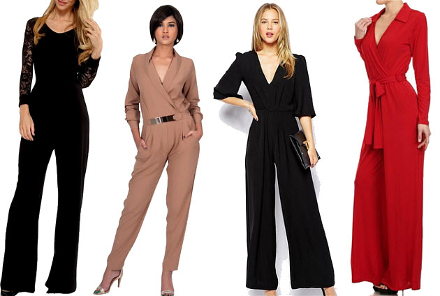 Dressy Jumpsuits With Sleeves Whereibuyitcom