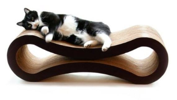 Designer Cat Scratching Posts