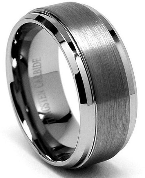 Tungsten Wedding Rings For Men